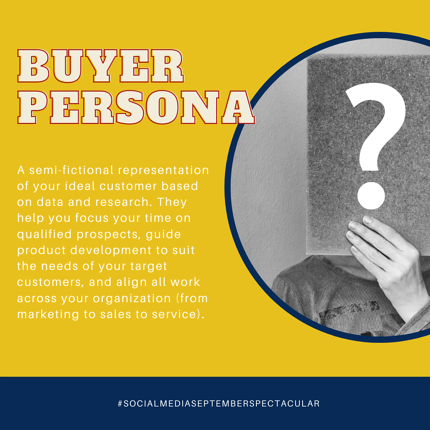 Your Buyer Persona