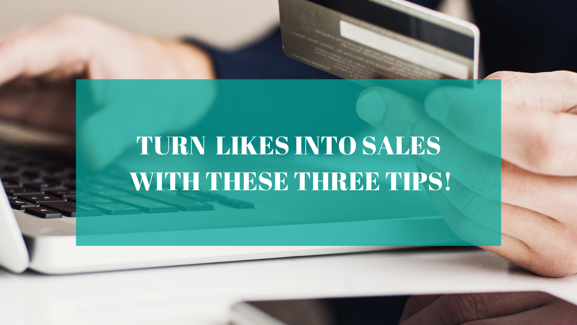 Convert Social Media Engagement Into Sales With These Three Tips!